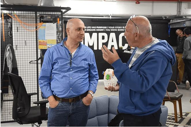 Executive at ImpactLabs