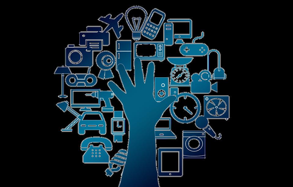 מעגלים חשמליים כבסיס לאינטרנט